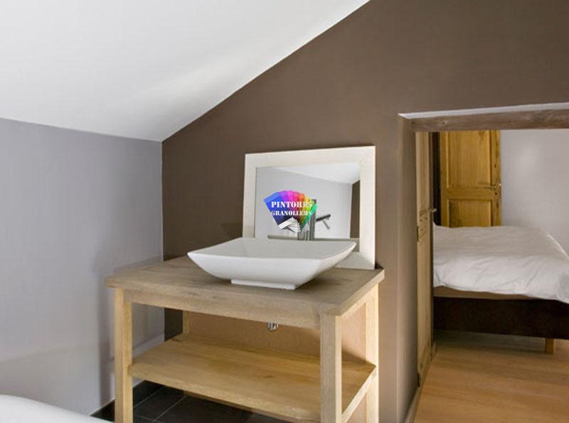 Pintura para interiores a colores - Colore de pintura para interiores ...